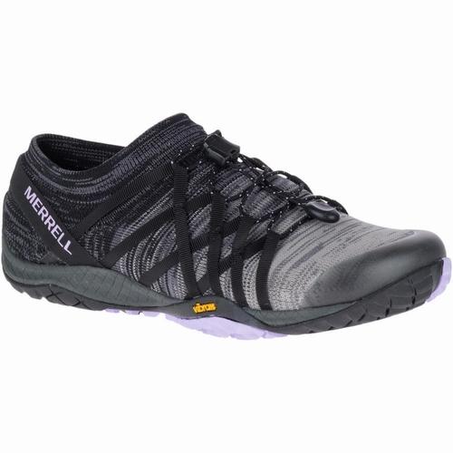 Trail Glove 4 Knit, Black
