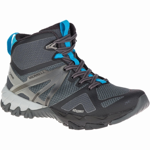 MQM Flex Mid GTX, Black