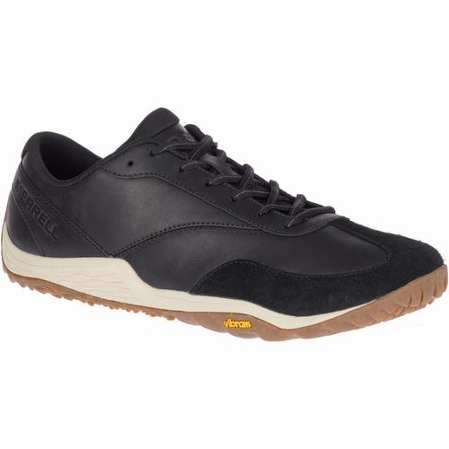 Trail Glove 5 Leather, Black