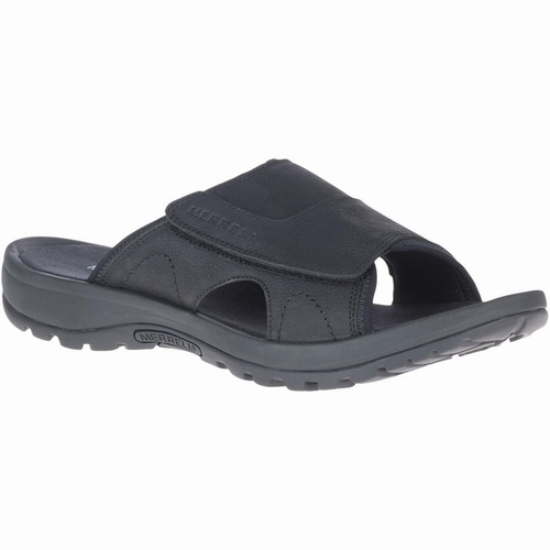 Sandspur 2 Slide, Black
