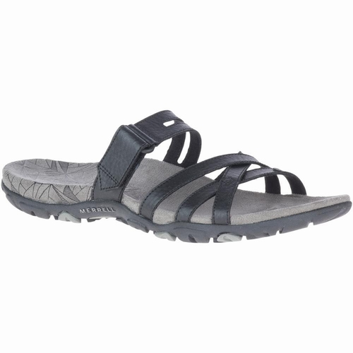 Sandspur Rose Slide, Black