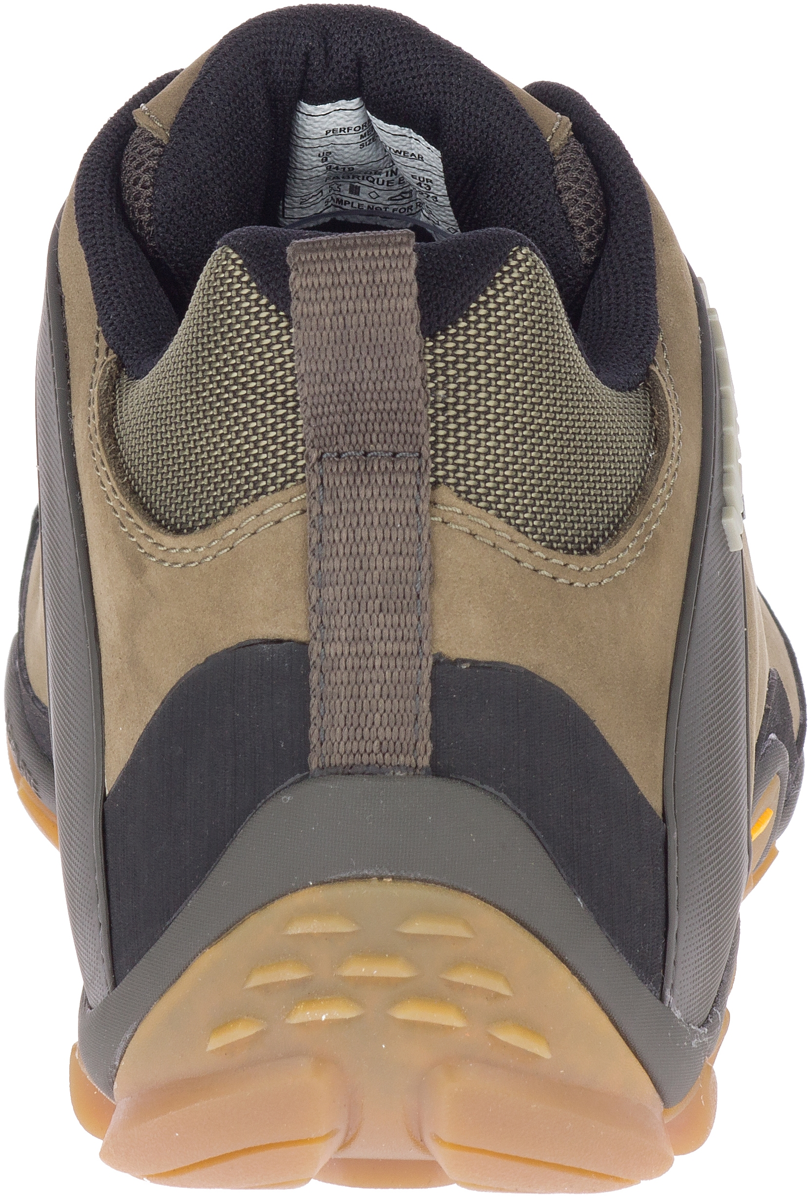 Chameleon 8 Leather GTX, Olive