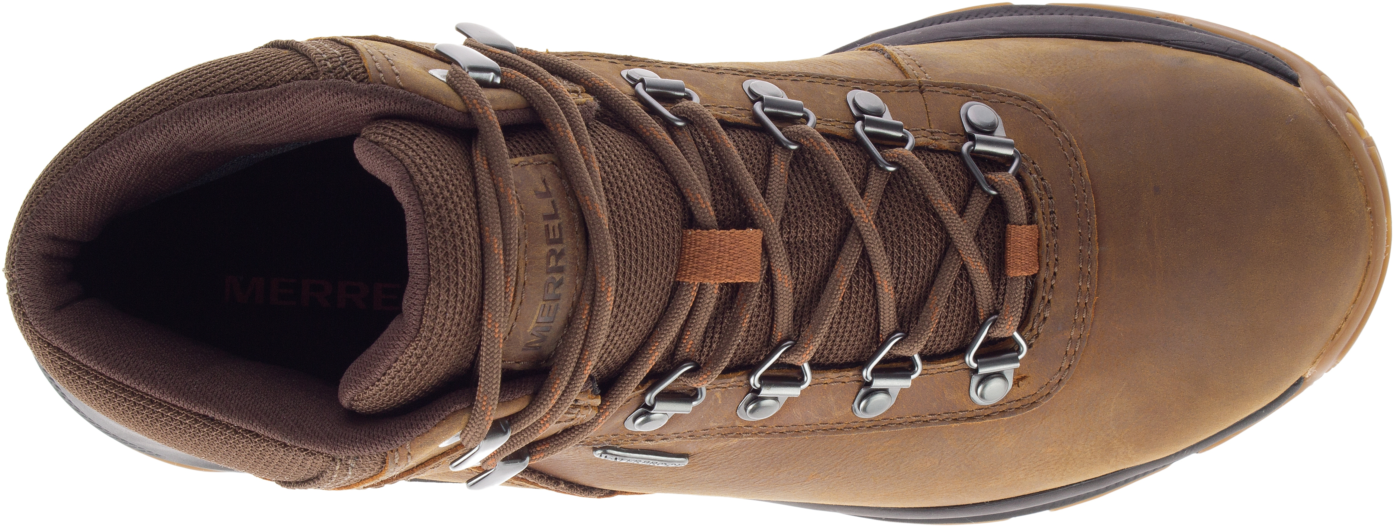Erie Mid Leather WP, Toffee