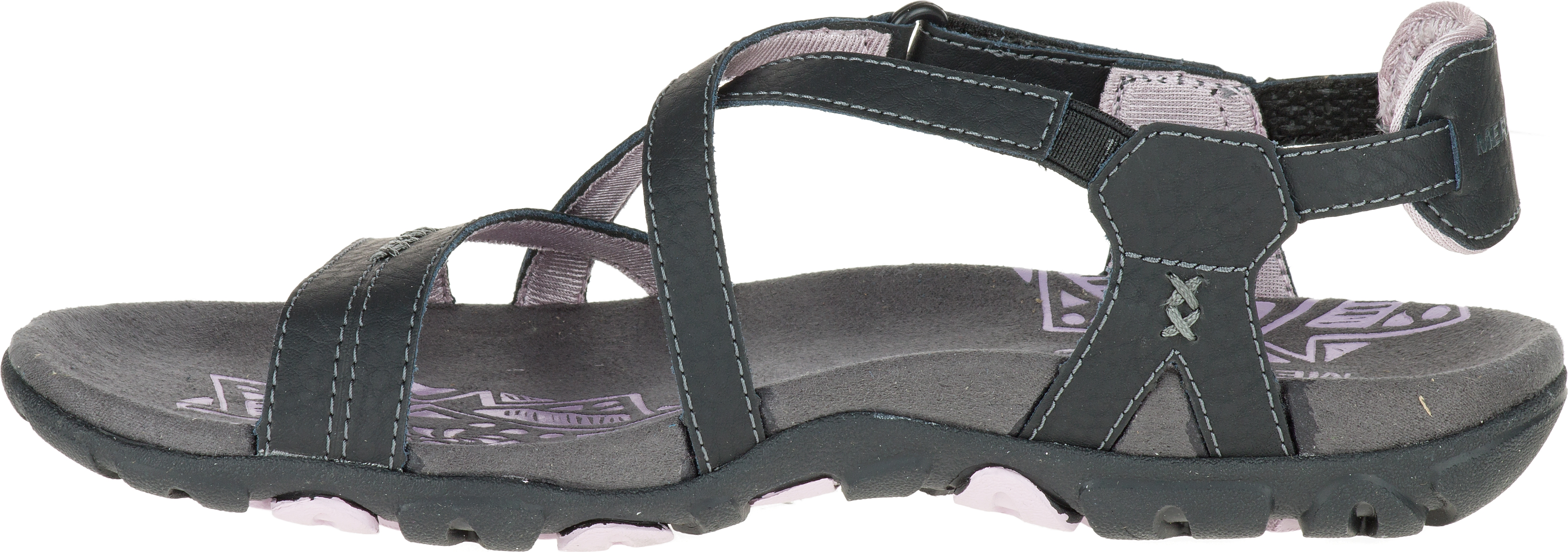 Sandspur Rose Ltr, Black/Lilac Keepsake