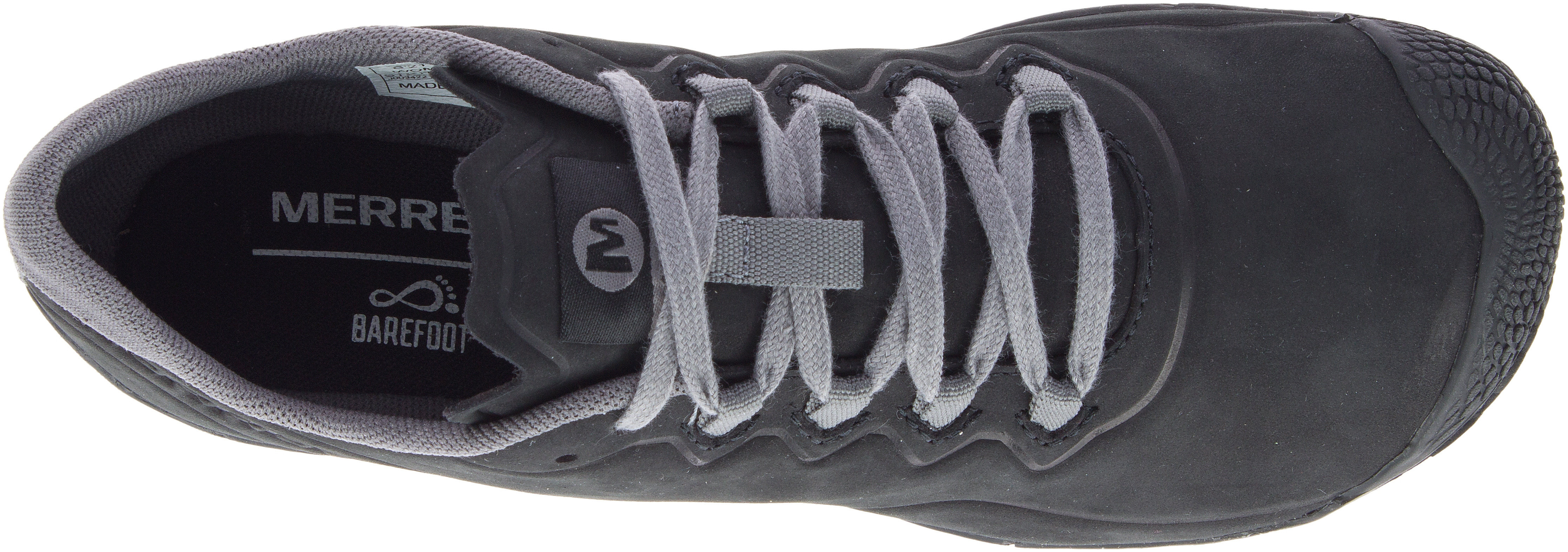 Vapor Glove Luna 3 Leather, Black-Charcoal