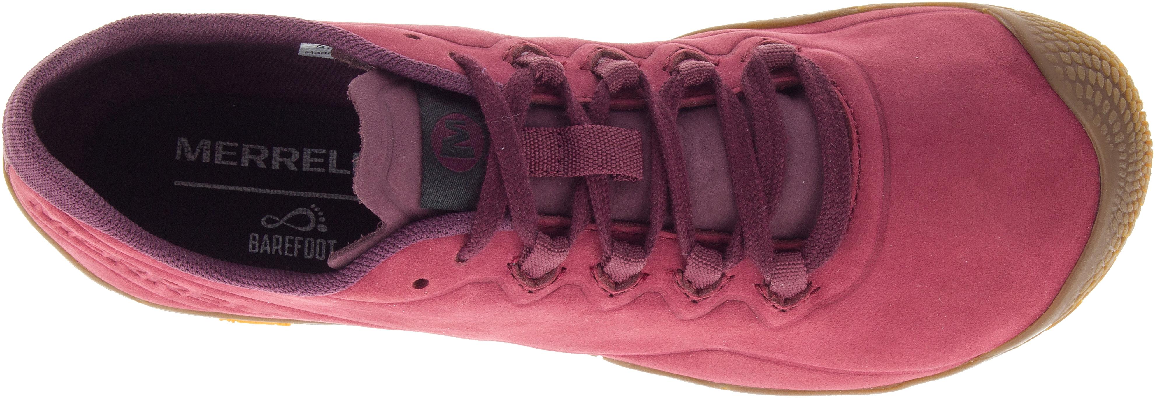 Vapor Glove Luna 3 Leather, Pomegranate