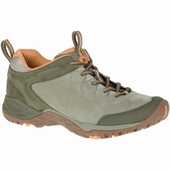Siren Traveller Q2 leather, Olive/Vertiver
