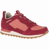 Alpine Sneaker, Syrah/Redwood
